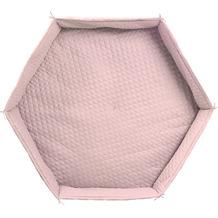 Roba Laufgittereinlage 6-eckig roba Style rosa