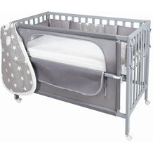 Roba Room Bed 60x120 cm Little Stars safe asleep®