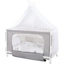 """Roba Room Bed """"Fox & Bunny"""", weiß lackiert"""