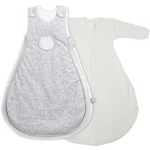Roba Schlafsack Air PLUS 'safe asleep', 2 Tlg, Größe 56/62 Miffy safe asleep®