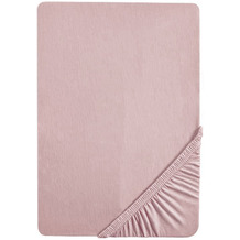Roba Spannbettlaken Jersey, 70x140 cm Lil Planet rosa
