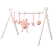 Roba Spieltrapez mit Anhängerset roba Style rosa