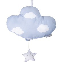 Roba Spieluhr, herausnehmbar Kleine Wolke blau