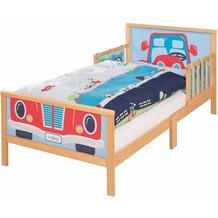 """Roba Toddler-Themen-Komplettbett """"Car"""""""