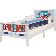Roba Toddler Bed, 70x140 cm Rennfahrer