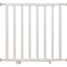 Roba Türschutzgitter weiß lackiert
