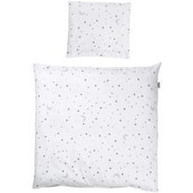 Roba Wiegenset 2-teilig Sternenzauber grau