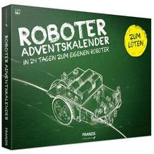 Roboter Adventskalender 2019