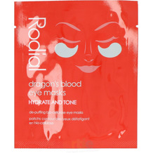 Rodial Dragon's Blood Eye Masks 1x5gr Hydrate And Tone, Augenmaske 1 Stück