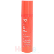 Rodial Dragon's Blood Hyaluronic Moisturiser Spf15 Hydrate And Tone 50 ml