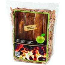 RÖSLE Räucherchips Apfel 750 g für Holzkohle- und Gasg