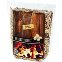 RÖSLE Räucherchips Hickory 750 g für Holzkohle- und Ga