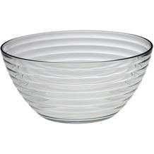 RÖSLE Salat-Set aus Glas mit Salatbesteck 3-tlg.