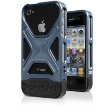 ROKFORM Rokbed Fuzion Cover Gun metal für iPhone 4/4s
