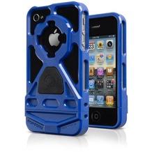 ROKFORM Rokbed V.3 Case Kit blue für iPhone 4/4s