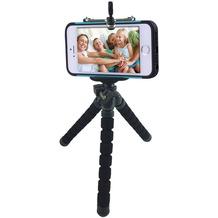 Rollei Selfie Mini-Stativ, mit iPhone & Smartphone Halter/Adapter