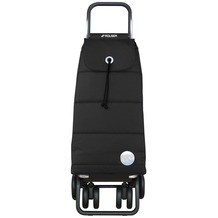 Rolser Einkaufsroller LOGIC TOUR / PACK POLAR, PAC048, schwarz