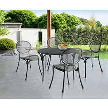 rotesw Dining Set Toulouse Gartenmöbel-Set