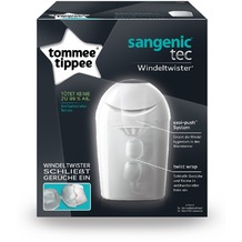 tommee tippee Sangenic tec Windeltwister weiß