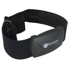 Runware Runalyzer BLUE Heart Rate Monitor, Brustgurt für iPhone 5/6 & iPod touch 5