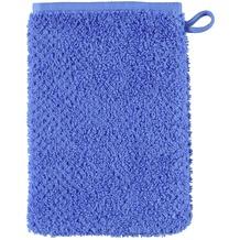 s.Oliver Handtücher Uni 3500 blau Waschhandschuh 16x22 cm
