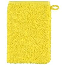s.Oliver Handtücher  Uni 3500 gelb Waschhandschuh 16x22 cm