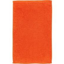 s.Oliver Handtücher  Uni 3500 orange Gästetuch 30x50 cm