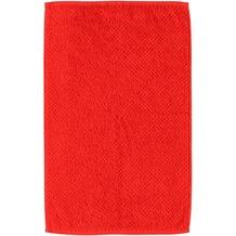 s.Oliver Handtücher Uni 3500 rot Gästetuch 30x50 cm
