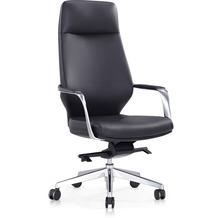SalesFever Bürostuhl Kunstleder schwarz 390481