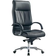 SalesFever Bürostuhl Kunstleder schwarz 390511