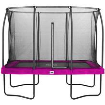 Salta Comfort Edition - rechteckig - Schutzrand Pink 305x214cm