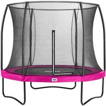 Salta Comfort Edition - rund - Schutzrand Pink Ø305cm