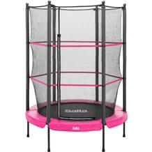 Salta Junior - rund - Ø140cm - Schutzrand Pink