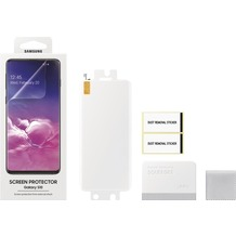 Samsung 2er-Pack Displayschutzfolie Galaxy S10