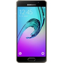 Samsung Galaxy A3 (2016), gold