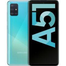 Samsung A515F Galaxy A51 128 GB (Prism Crush Blue)