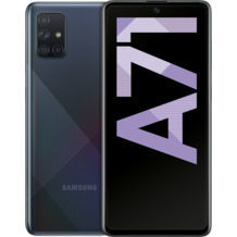 Samsung A715F Galaxy A71 128 GB (Prism Crush Black)
