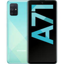 Samsung A715F Galaxy A71 128 GB (Prism Crush Blue)