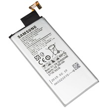 Samsung Akku Samsung - Original - G925F Galaxy S6 Edge - Li-Ion, 2600mAh EB-BG925ABE