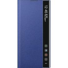 Samsung Clear View Cover Galaxy Note 10+ blau