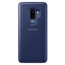 Samsung Clear View Standing Cover G965F für Galaxy S9+, blue