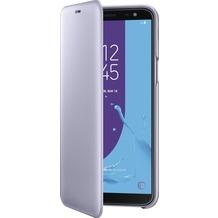Samsung Flip Wallet, Galaxy J6 (2018), Lavendel