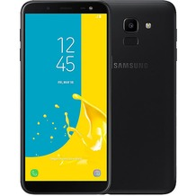 Samsung Galaxy J6 (2018), black
