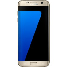 Samsung Galaxy S7 edge, gold-platinum