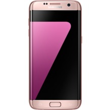 Samsung Galaxy S7 edge, pink-gold
