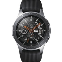 Samsung Galaxy Watch (46 mm), Silber
