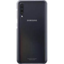 Samsung Gradation Cover Galaxy A50, black