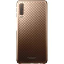 Samsung Gradation Cover Galaxy A7 (2018) gold