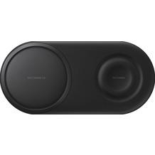 Samsung induktive Dual-Ladestation, EP-P5200 inkl. Ladekabel 25W, black