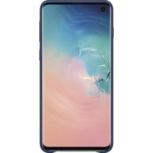 Samsung Leather Cover Galaxy S10, navy